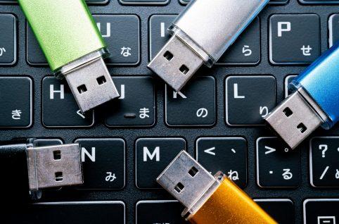 情シス担当者の仕事効率化_USBメモリ型SSD